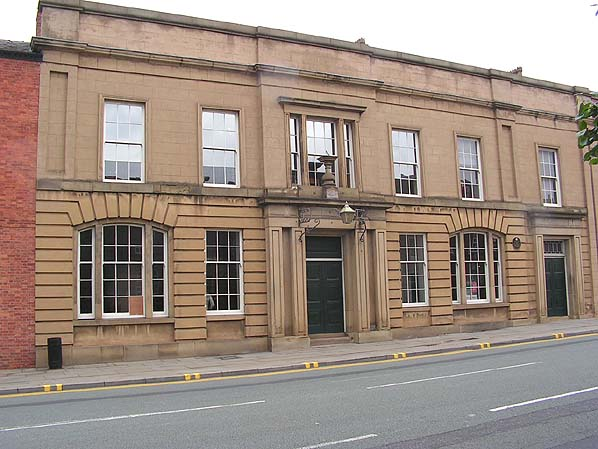 Liverpool Road Railway Station, Manchester