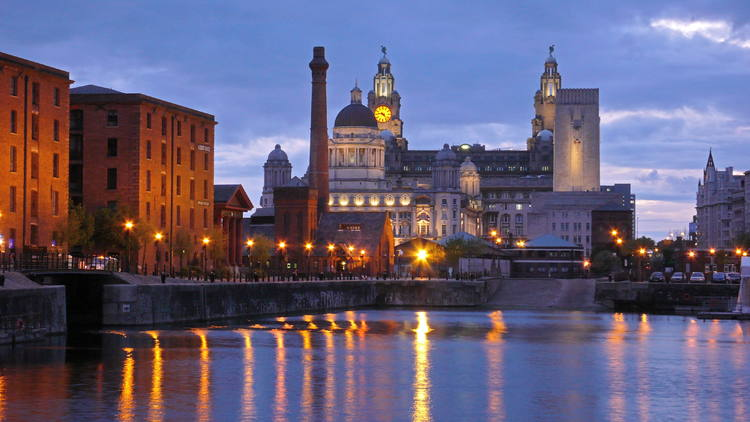 Liverpool Maritime City World Heritage Site