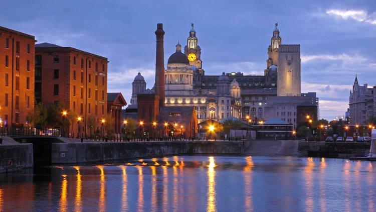 Liverpool Maritime City World Heritage Site