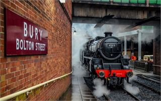 The East Lancashire Railway