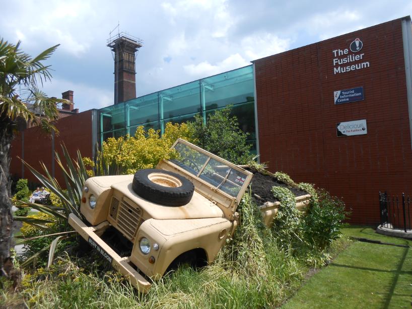Lancashire Fusilier Museum