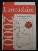 Map of Lancashire