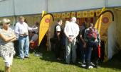 Royal Lancashire Show - FORL stand a busy time