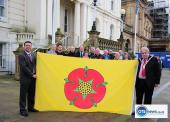 Southport support Lancashire Day