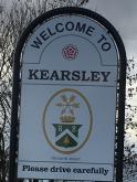 New Kearsley Sign