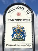 New Farnworth Sign