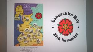 New Lancashire Day Greeting Cards